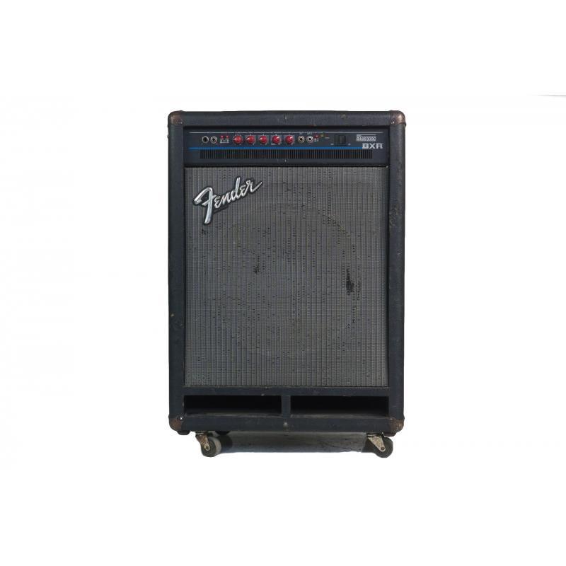 fender bxr 300c bass combo 300w usa. Black Bedroom Furniture Sets. Home Design Ideas