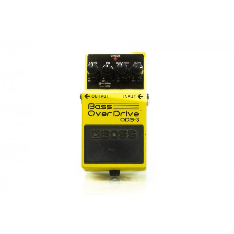 boss odb 3 bass overdrive upreowned bass pedal. Black Bedroom Furniture Sets. Home Design Ideas