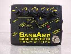 Tech 21 Sansamp BDDI